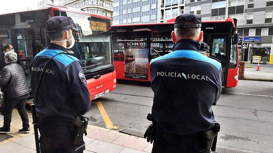 Los combates cotidianos de la Policía Local