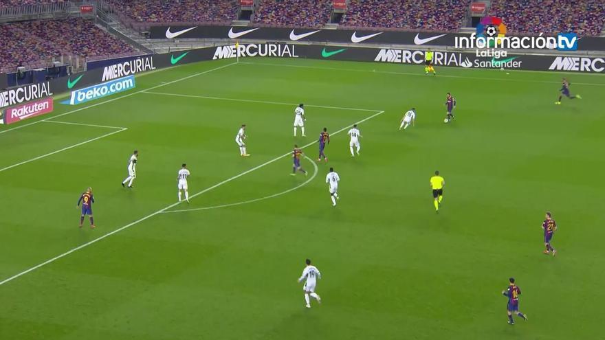 El Elche resiste ante el Barcelona hasta la aparición de Messi