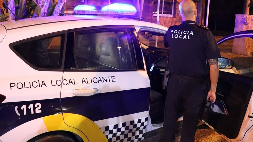 La Policía Local encuentra en La Alcoraya a un joven fugado de un centro de menores