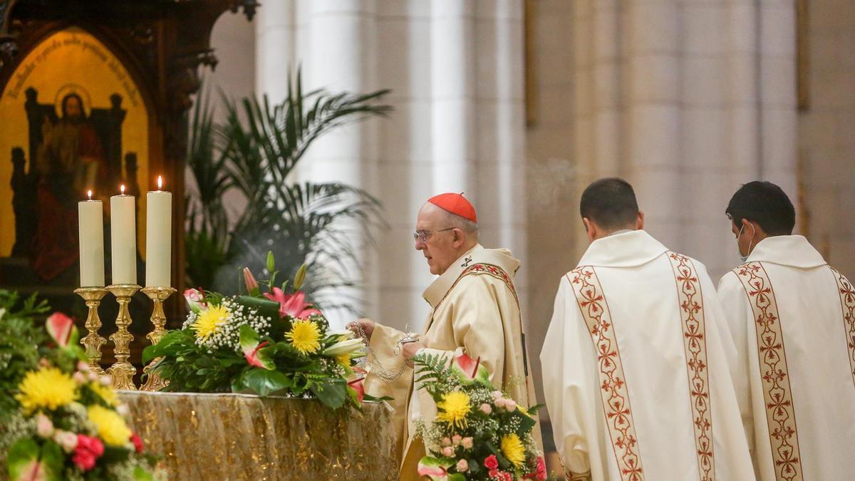 Imagen de recurso de una misa.