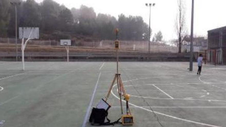 Un estudi sobre el camp electromagnètic a la zona nord de Sant Fruitós determina que és un espai segur