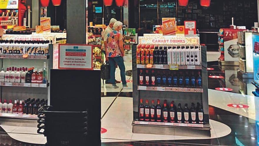 La Justicia niega a AENA el cobro de la renta de los locales  de los aeropuertos