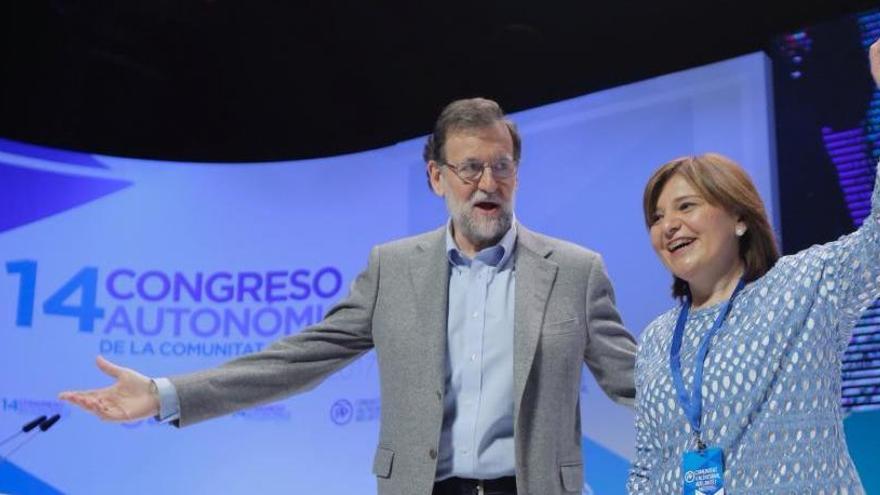 """Rajoy insta a Bonig a """"unir, escuchar, integrar y trabajar"""""""