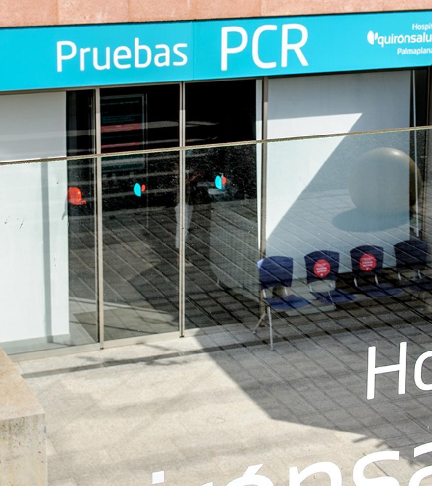 Todos los centros médicos de Quirónsalud en Mallorca realizan pruebas PCR y antígenos