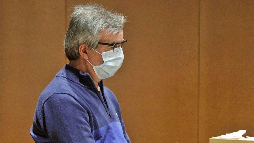 El jurado declara culpable de asesinato al hombre que tiroteó a su mujer en Cabana