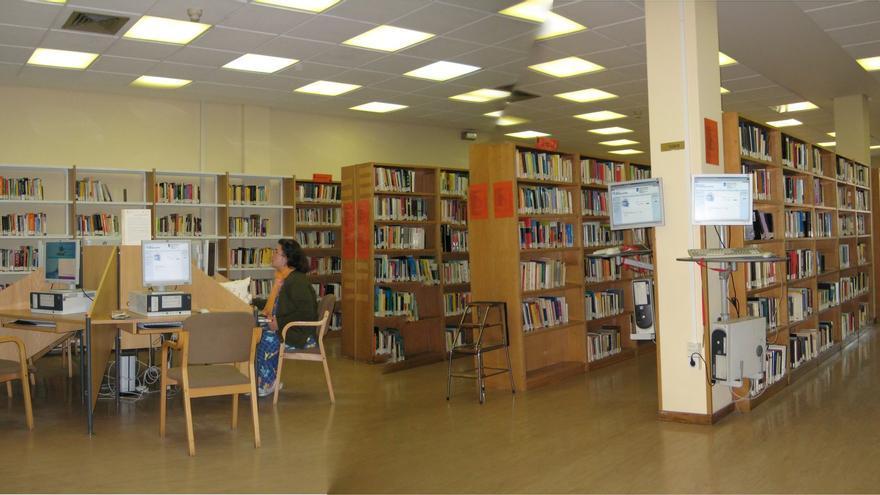 Biblioteca Pública Antonio Odriozola