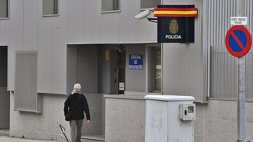 La comisaría de Lonzas se reformará para unificar los accesos y mejorar la seguridad