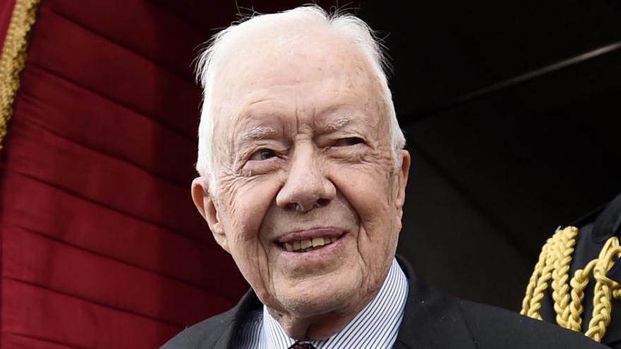 Jimmy Carter rechaza implicarse en el referéndum