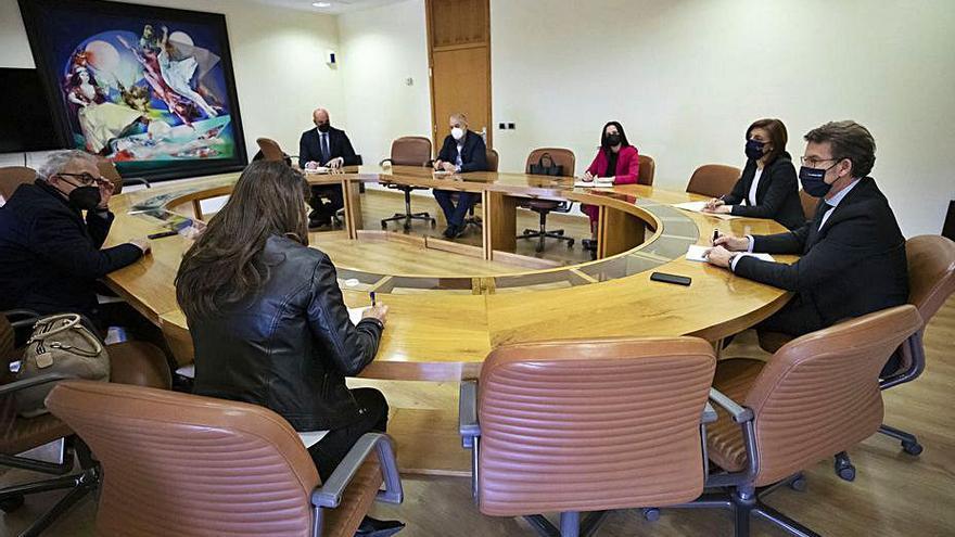 Dinamizar el Xurés y reformar la OU-540, plan para la Baixa Limia