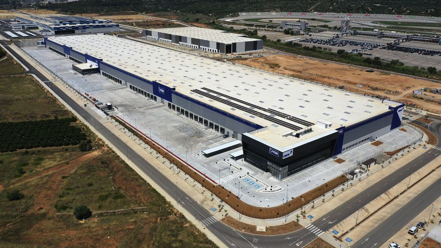 Logicor, uno de los mayores gestores y propietarios de activos logísticos, actualiza su oferta en la zona 'prime' de València