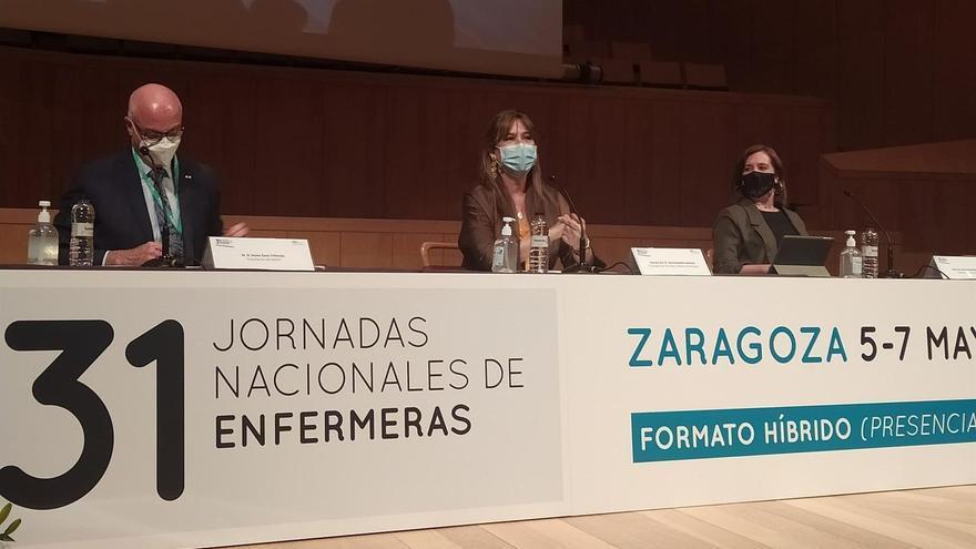 Repollés reivindica el papel de la enfermería en la apertura de las 31º Jornadas de Enfermeras Gestoras