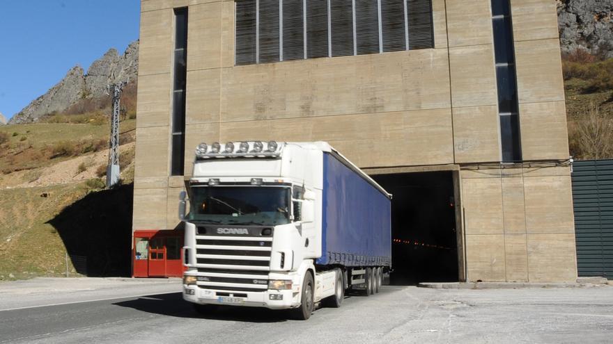 Los trabajos para la rehabilitación del firme en los túneles del Huerna comienzan hoy