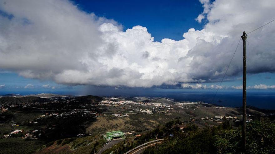 Gran Canaria, pendiente del cielo