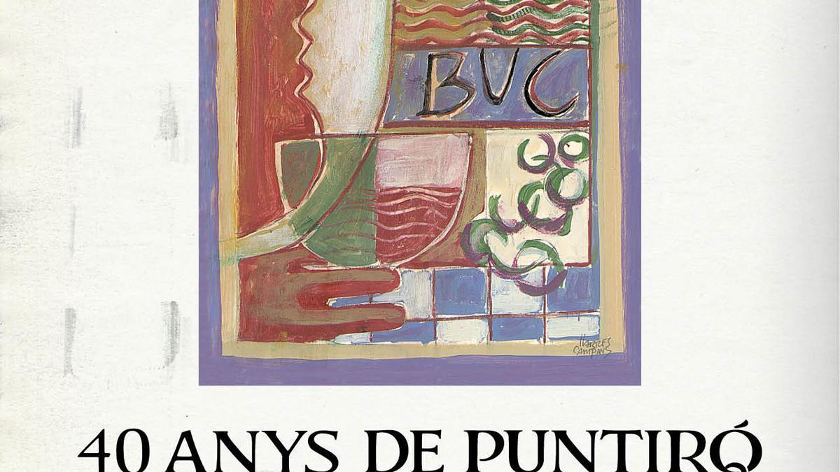 El Celler Jaume de Puntiró celebra 40 años de buen vino.