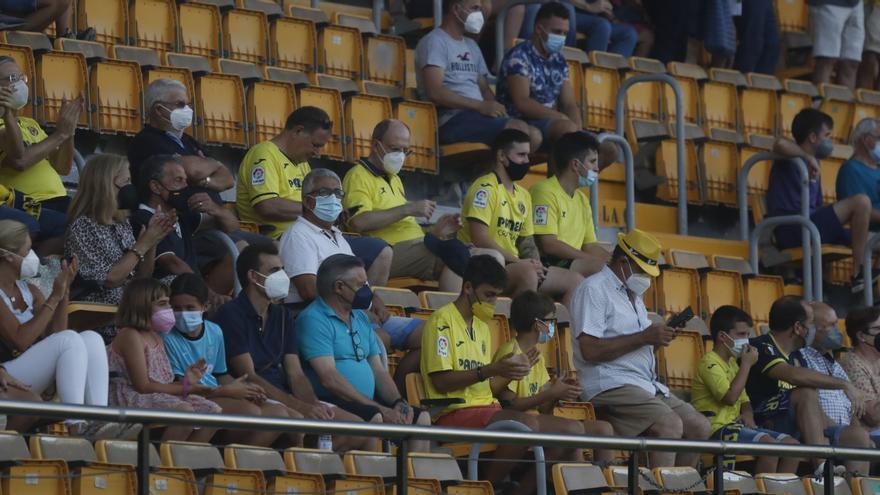 ¿Sabes cuántos espectadores podrán ver al Villarreal ante Alavés, Atalanta y Elche?