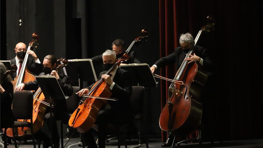 Orquesta de Córdoba: Estampas religiosas sacras y profanas