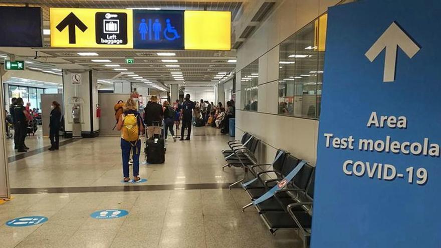 Grecia prohibirá los vuelos con Cataluña