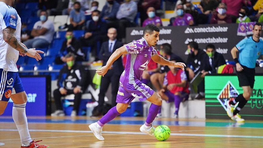 El Palma Futsal anuncia el adiós de Hamza y Rafa López