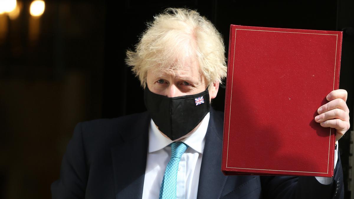 Boris Johnson dice que no habrá nuevo referéndum de independencia en Escocia.