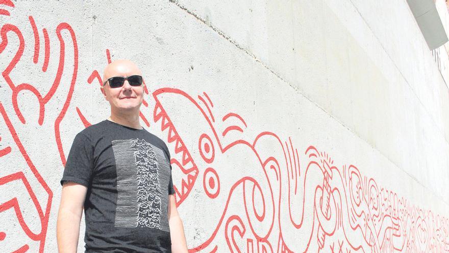 Irvine Welsh: «Frank Begbie encarna la rabia del hombre blanco actual»