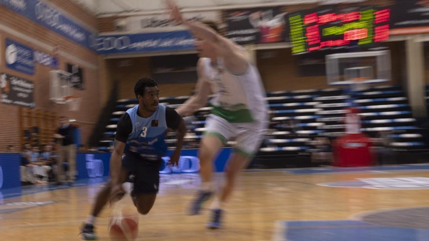Una opinión sobre el Oviedo Baloncesto: Elástica ley de la gravedad
