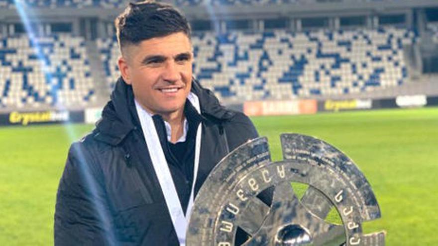 Xisco Muñoz, nuevo entrenador del Huesca