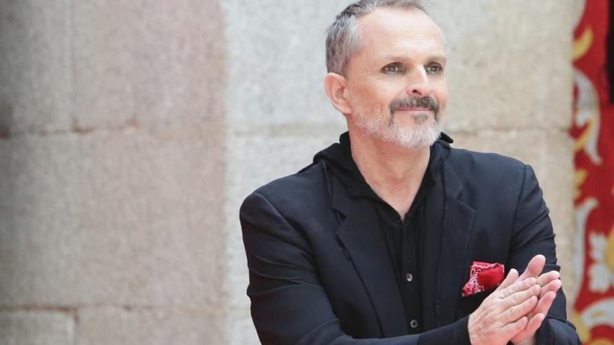 Miguel Bosé prepara una sèrie sobre la seva vida