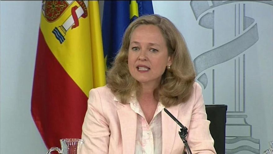 El Gobierno retira la candidatura de Nadia Calviño para dirigir el FMI