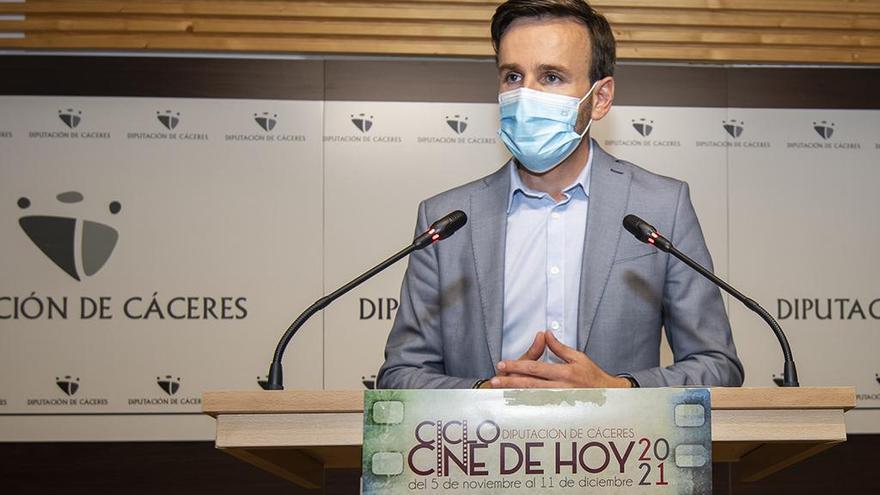 'Cine de hoy' llega a 12 municipios cacereños