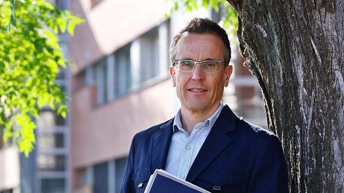 Manuel Ruiz de Adana ha colaborado en el informe sobre equipos de filtrado del aire para el Ministerio de Ciencia.