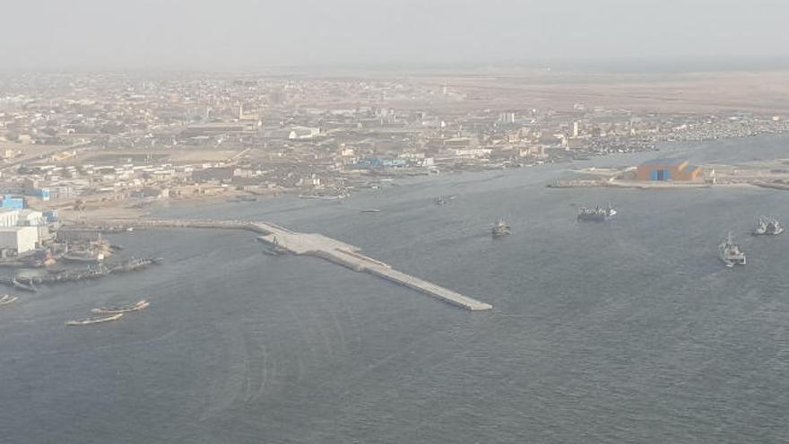 Una ingeniería canaria firma el Muelle de la Marina mauritana en Nuadibú -  La Provincia