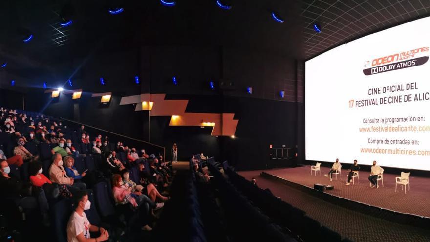 Cerca de 5.000 personas disfrutaron del Festival de Cine de Alicante