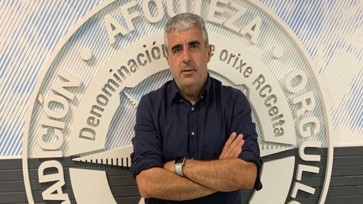 Alfredo Merino, nuevo responsable de captación del Celta.