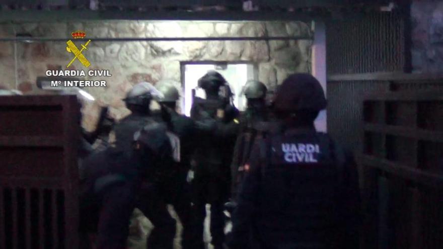 La detención de Otero, relacionada con el brutal secuestro exprés de un empresario en Cádiz
