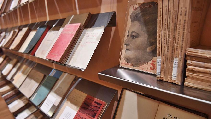 El tesoro bibliográfico de doña Emilia, blindado