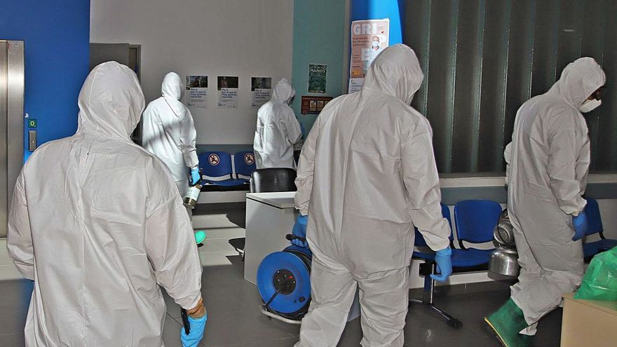 Gran Canaria concentra el 42% de los nuevos brotes del virus en el Archipiélago