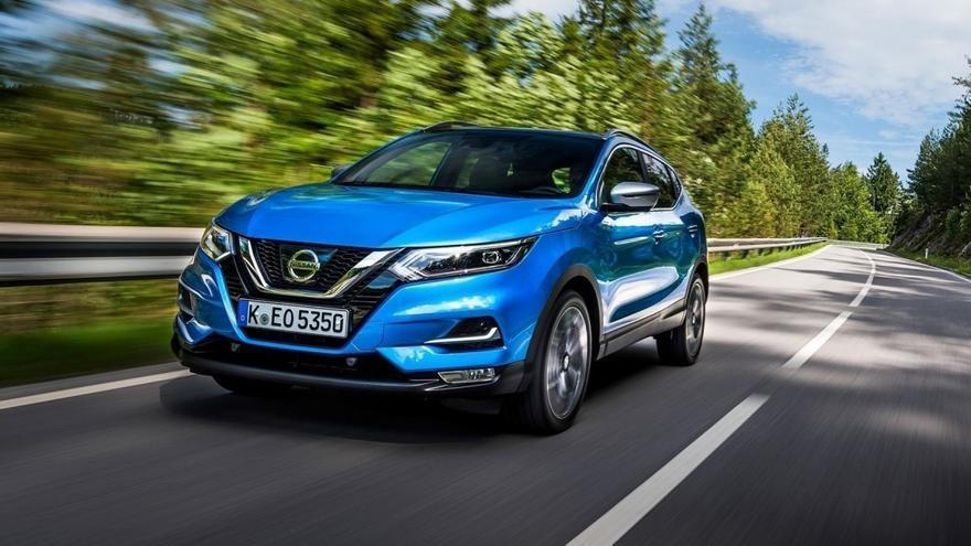 Los 10 SUV más vendidos en 2020 en España