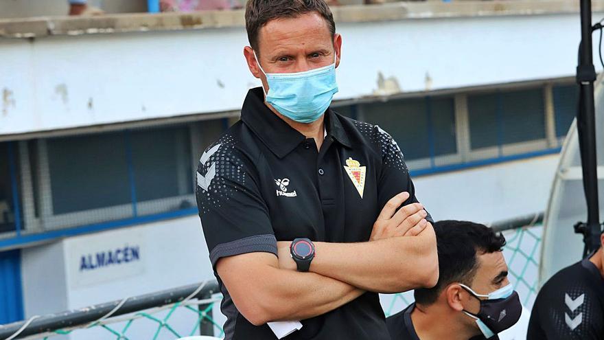 El Real Murcia, ante el primer test serio de la pretemporada