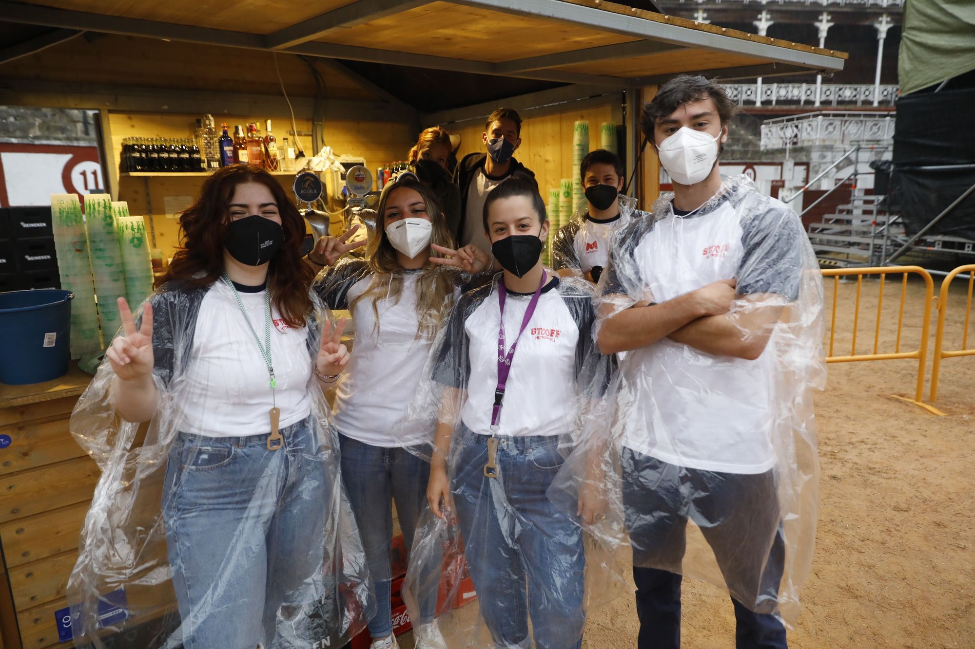 Carlos Rivera se impone a la lluvia en Gijón y agota las entradas