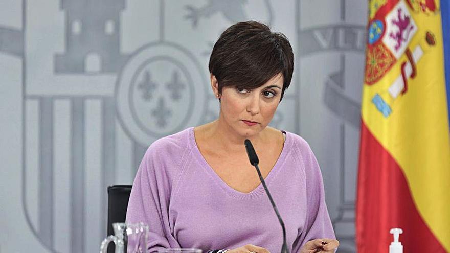 El Govern central veu insuficient el gest d'Otegi i li demana que condemni ETA