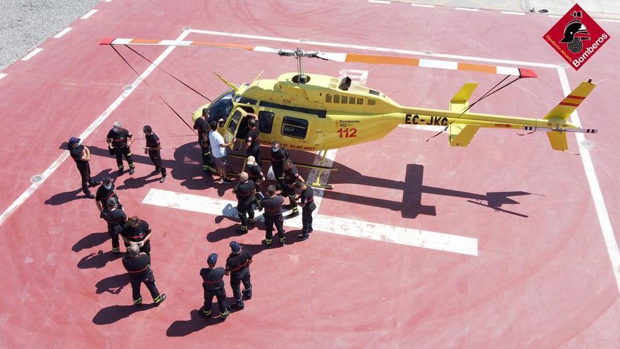 Fallece un hombre de 47 años en la cala del Pope en Xàbia