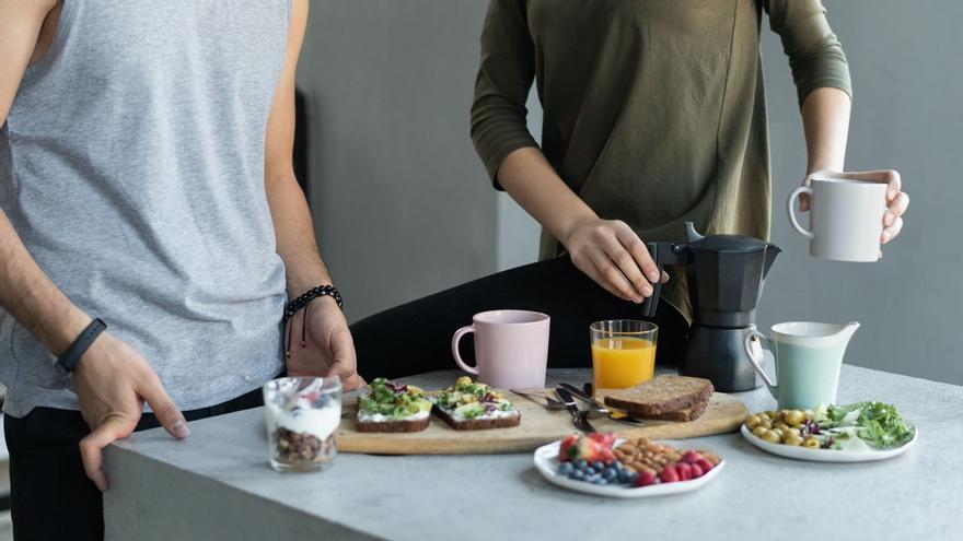 Siete alimentos trampa que se encuentran en comida de apariencia saludable