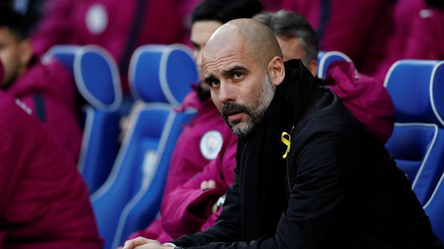 """Guardiola: """"És una gran injustícia que ens comparin amb la kale borroka o ETA"""""""