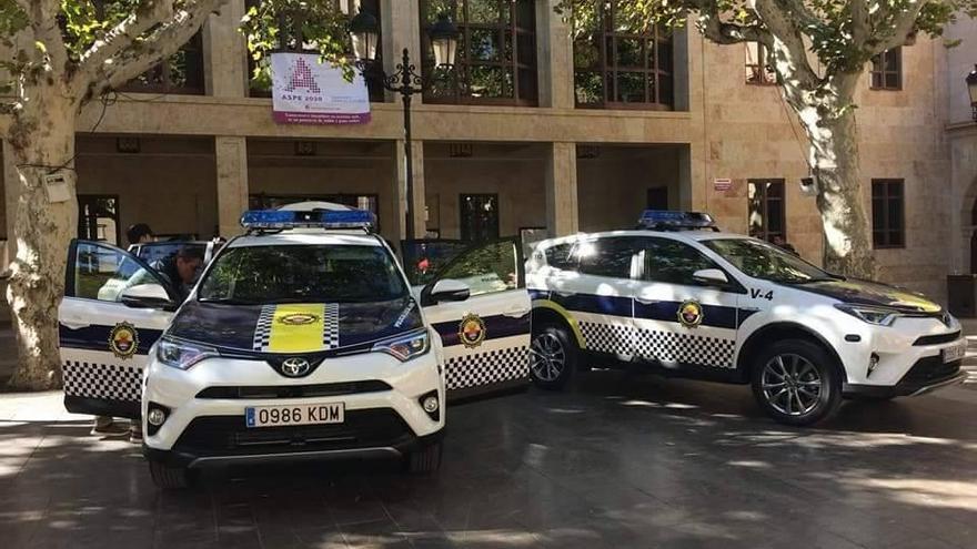 Persecución policial de 30 kilómetros entre Albatera y Aspe
