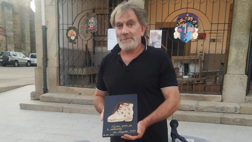 José Lorenzo, trabajador de Carreteras de la Junta y escritor, fallecido en el accidente de Moreruela de Tábara