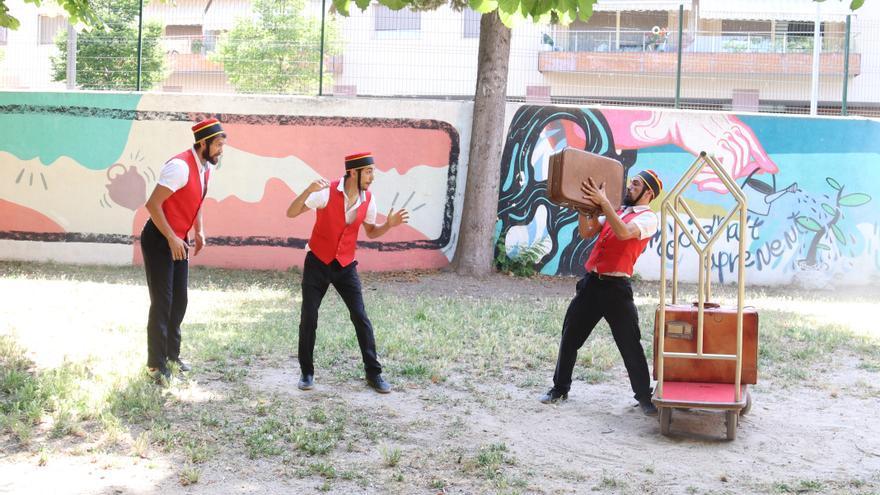 La Fira del Circ al Carrer de la Bisbal d'Empordà estrenarà la primera producció pròpia amb un espectacle de cabaret