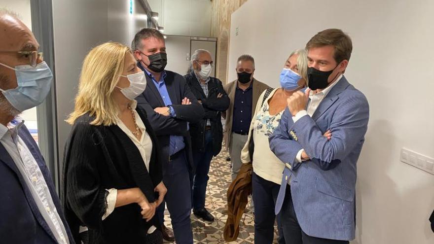 Las obras del nuevo centro de salud de Xàtiva aguardan el permiso de Patrimonio
