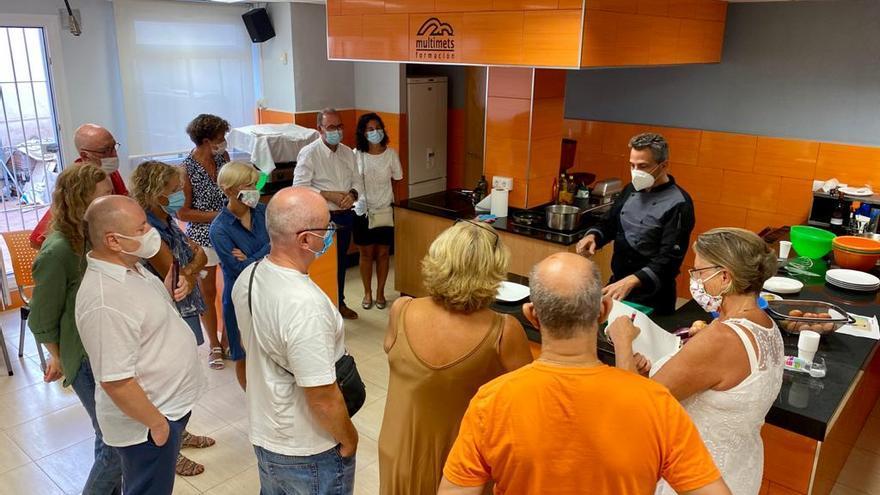 Aprender español entre fogones en El Campello