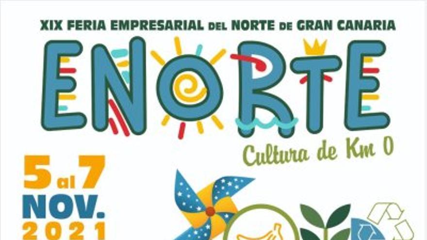 Las empresas podrán asistir sin pagar a la feria comarcal Enorte en Arucas