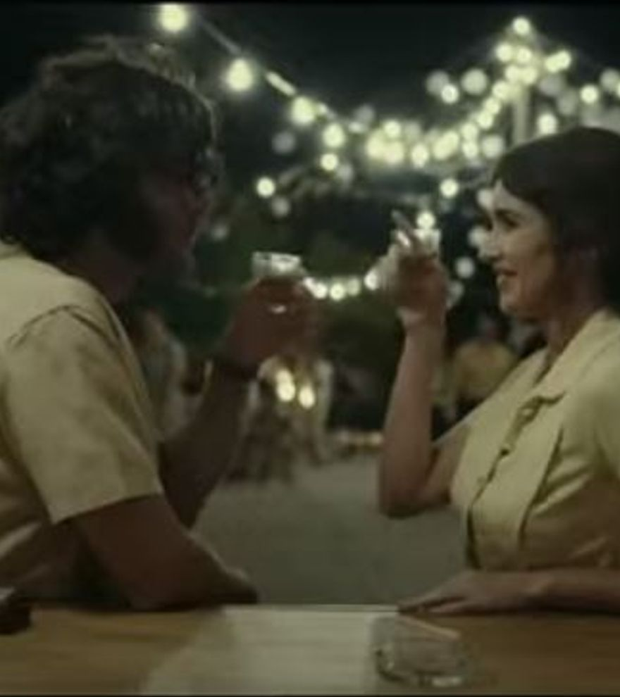 La química entre Paz Vega y Javier Rey traspasa la pantalla en 'La casa del caracol'